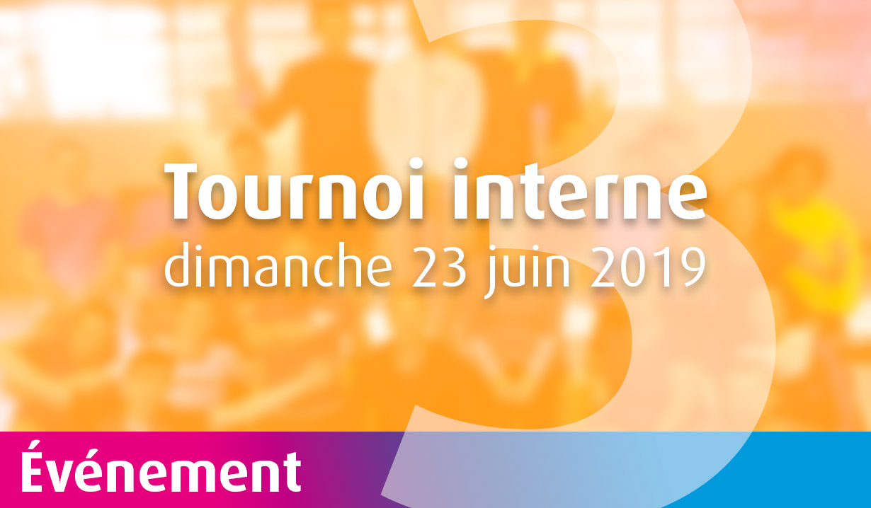 tournoi interne n°3